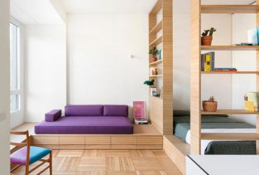 One Room Five Places By Tommaso Giunchi Architetto 14