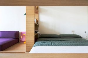One Room Five Places By Tommaso Giunchi Architetto 3