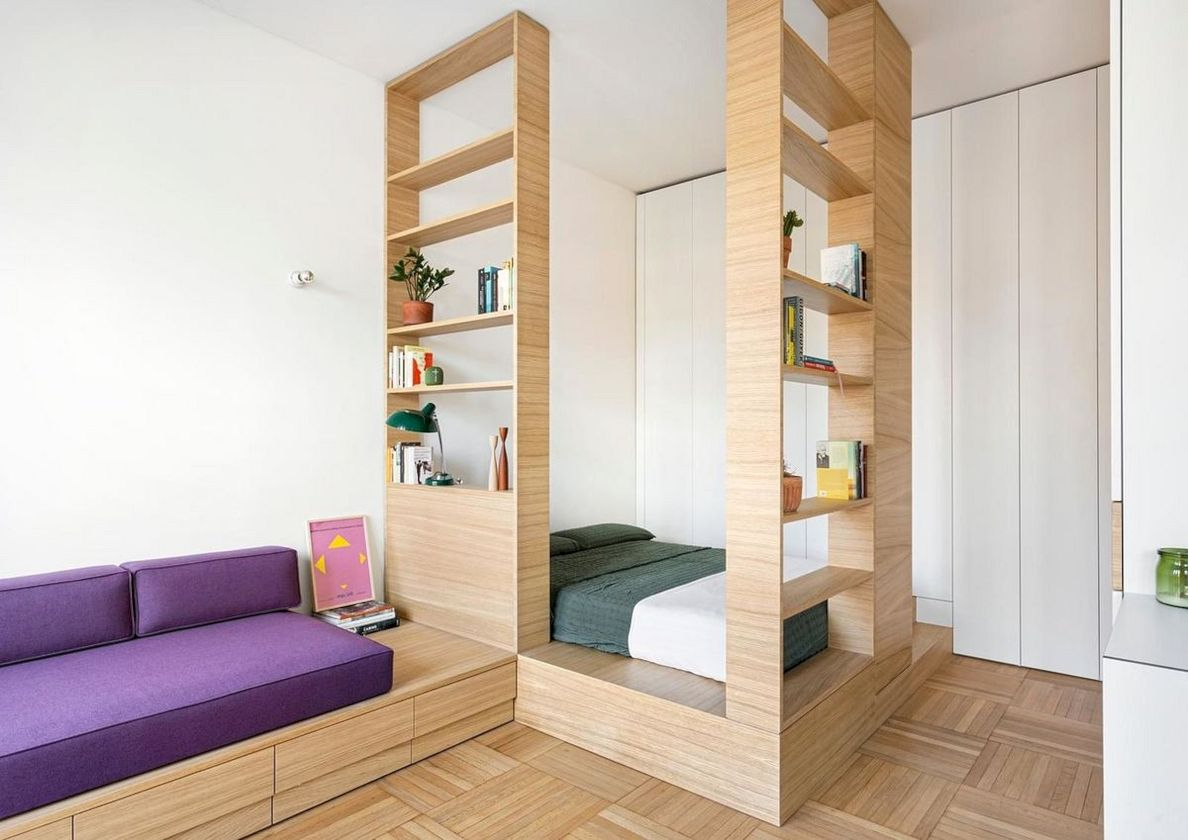One Room Five Places By Tommaso Giunchi Architetto 4