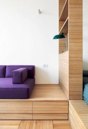 One Room Five Places By Tommaso Giunchi Architetto 6