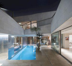 Rock House By Agi Architect 11