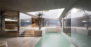 Rock House By Agi Architect 12
