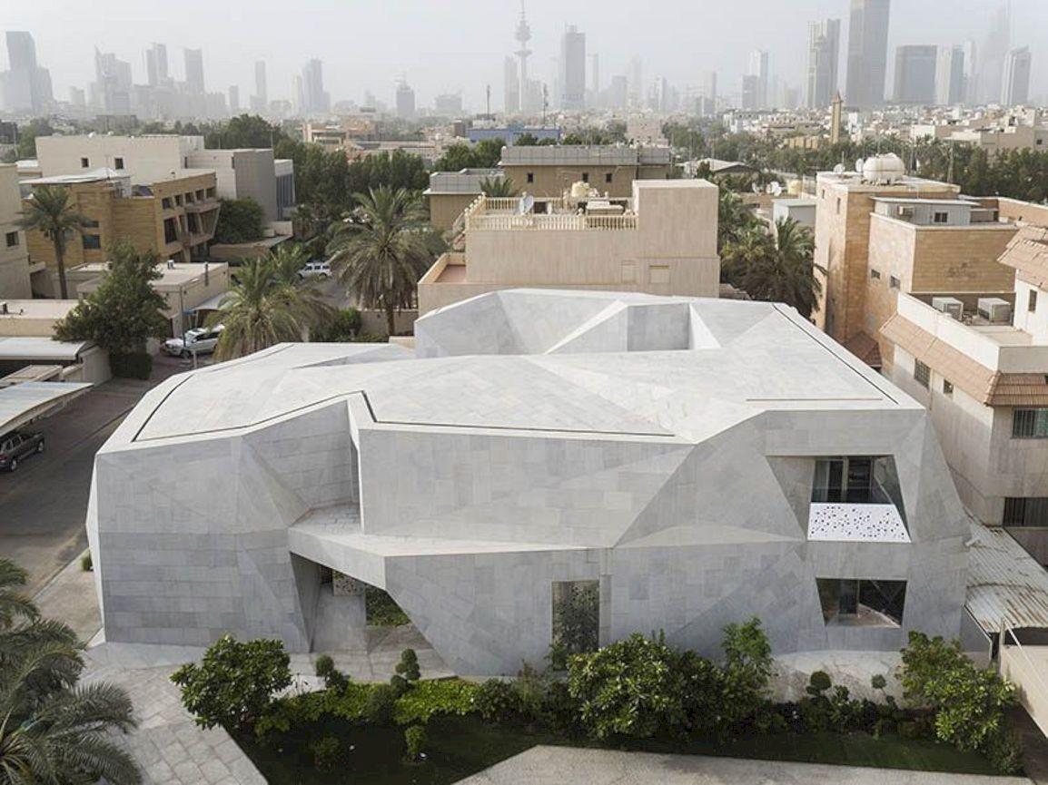 Rock House By Agi Architect 2