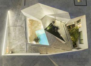 Rock House By Agi Architect 5