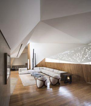 Rock House By Agi Architect 8