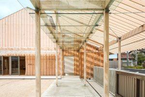 Sakuragaoka Children Center By Kengo Kuma & Associates 11