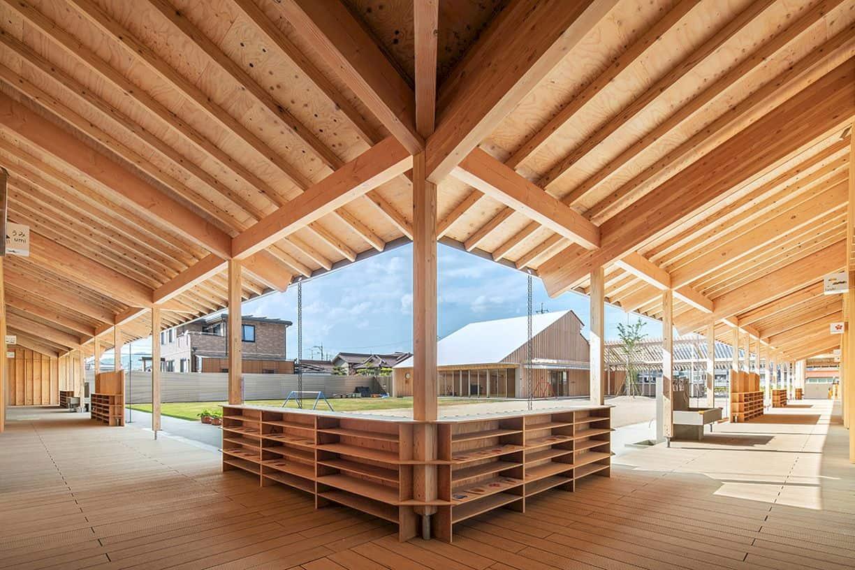 Sakuragaoka Children Center By Kengo Kuma & Associates 3