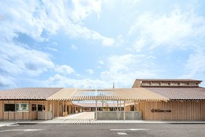 Sakuragaoka Children Center By Kengo Kuma & Associates 4