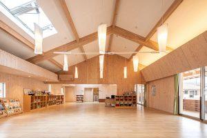 Sakuragaoka Children Center By Kengo Kuma & Associates 8