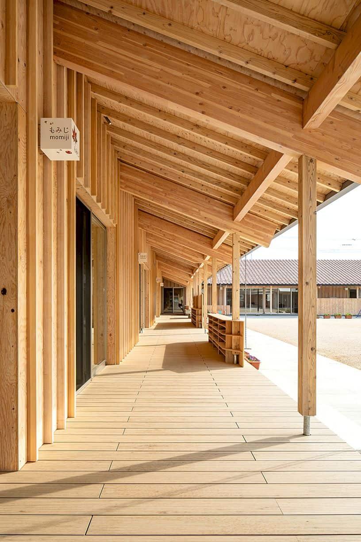 Sakuragaoka Children Center By Kengo Kuma & Associates 9