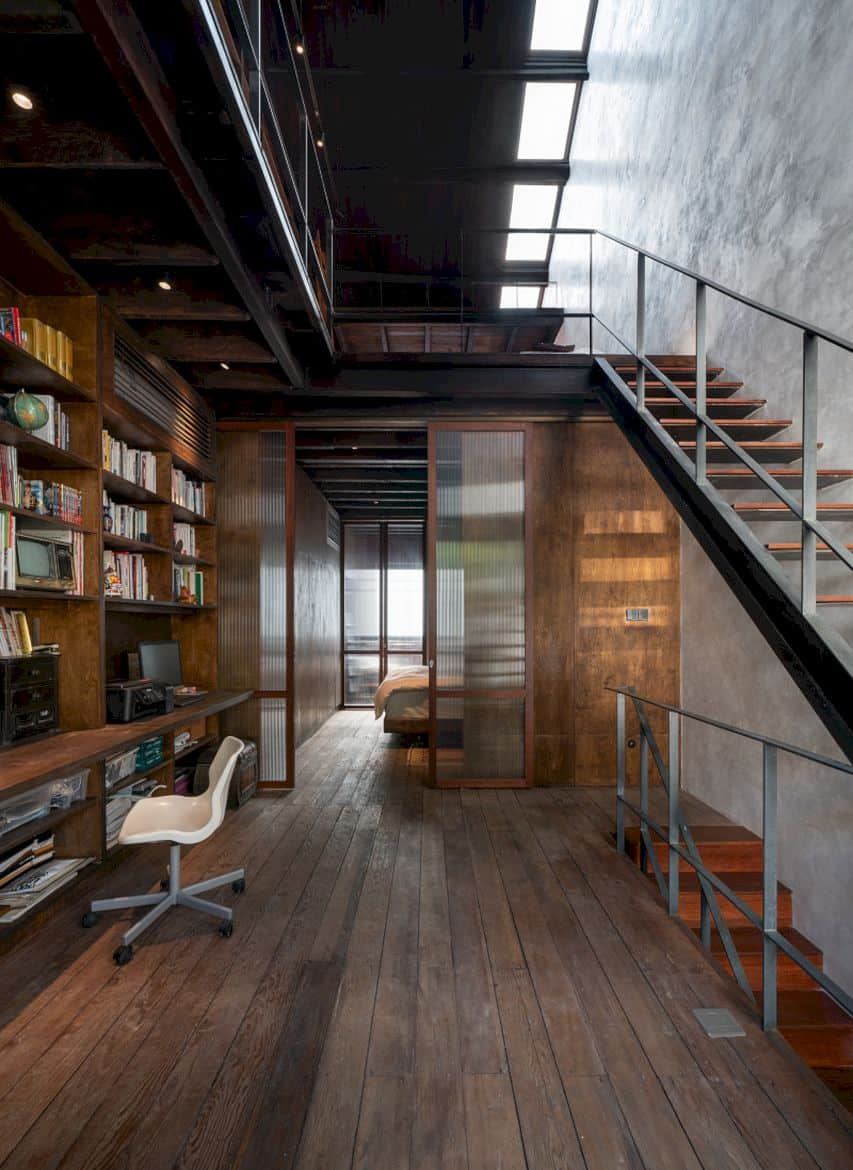 Tos House By Office Coastline 6