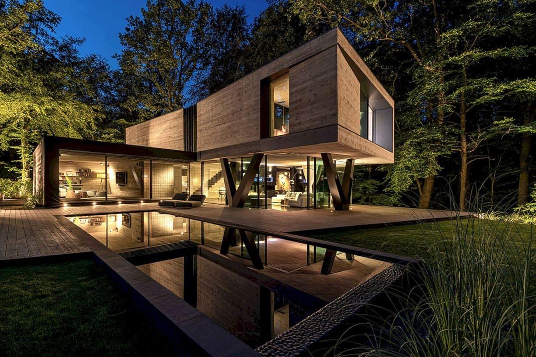 Villa Neo By Querkopf Architekten 4