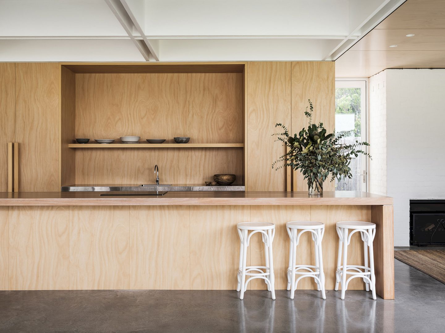 Bendalong Beach House By Madeleine Blanchfield Architects 1