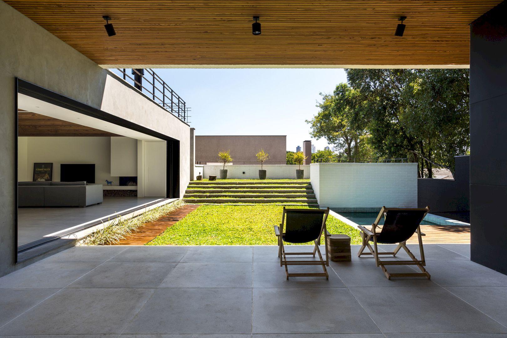 Casa AC By Nommo Arquitetos 11