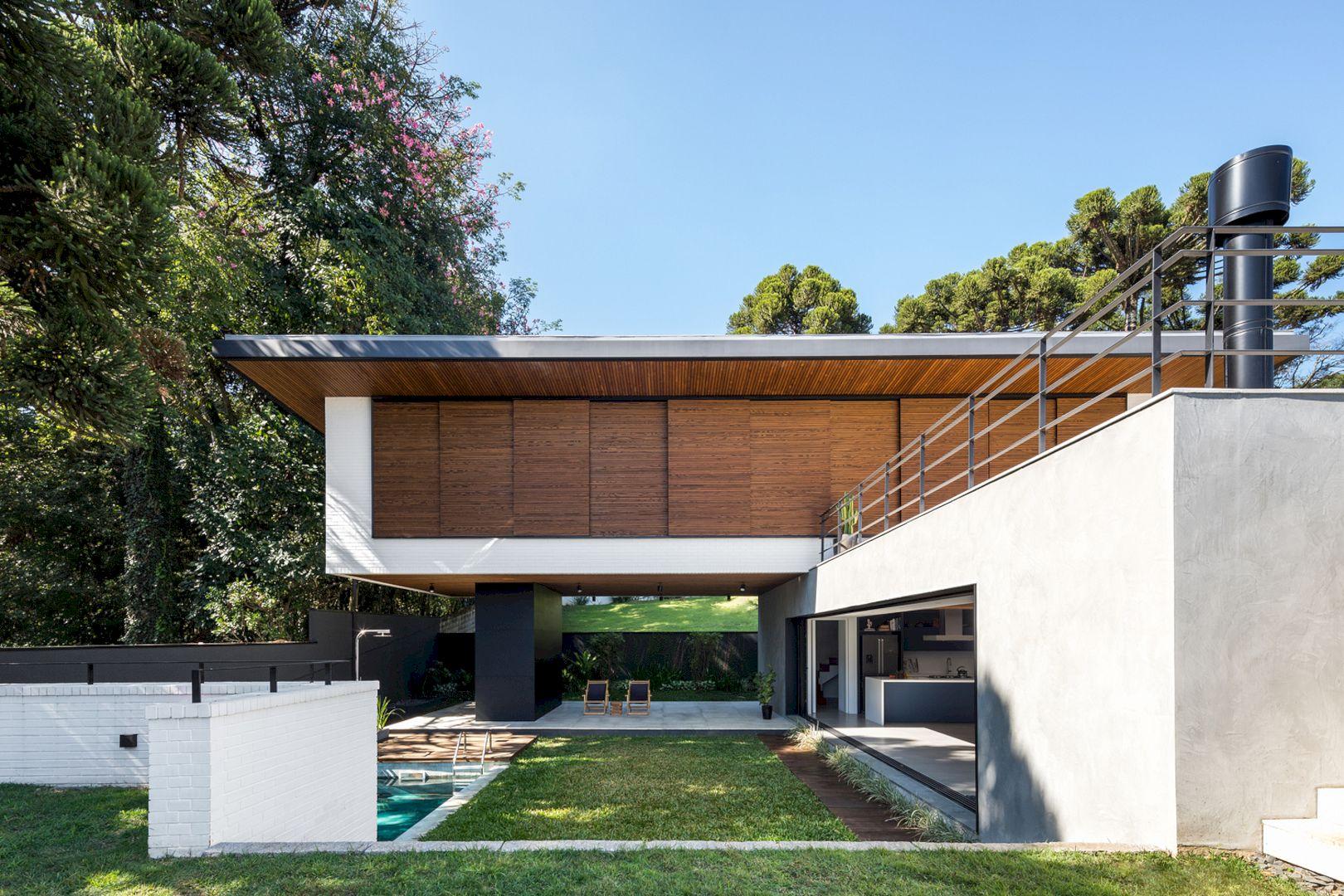 Casa AC By Nommo Arquitetos 13