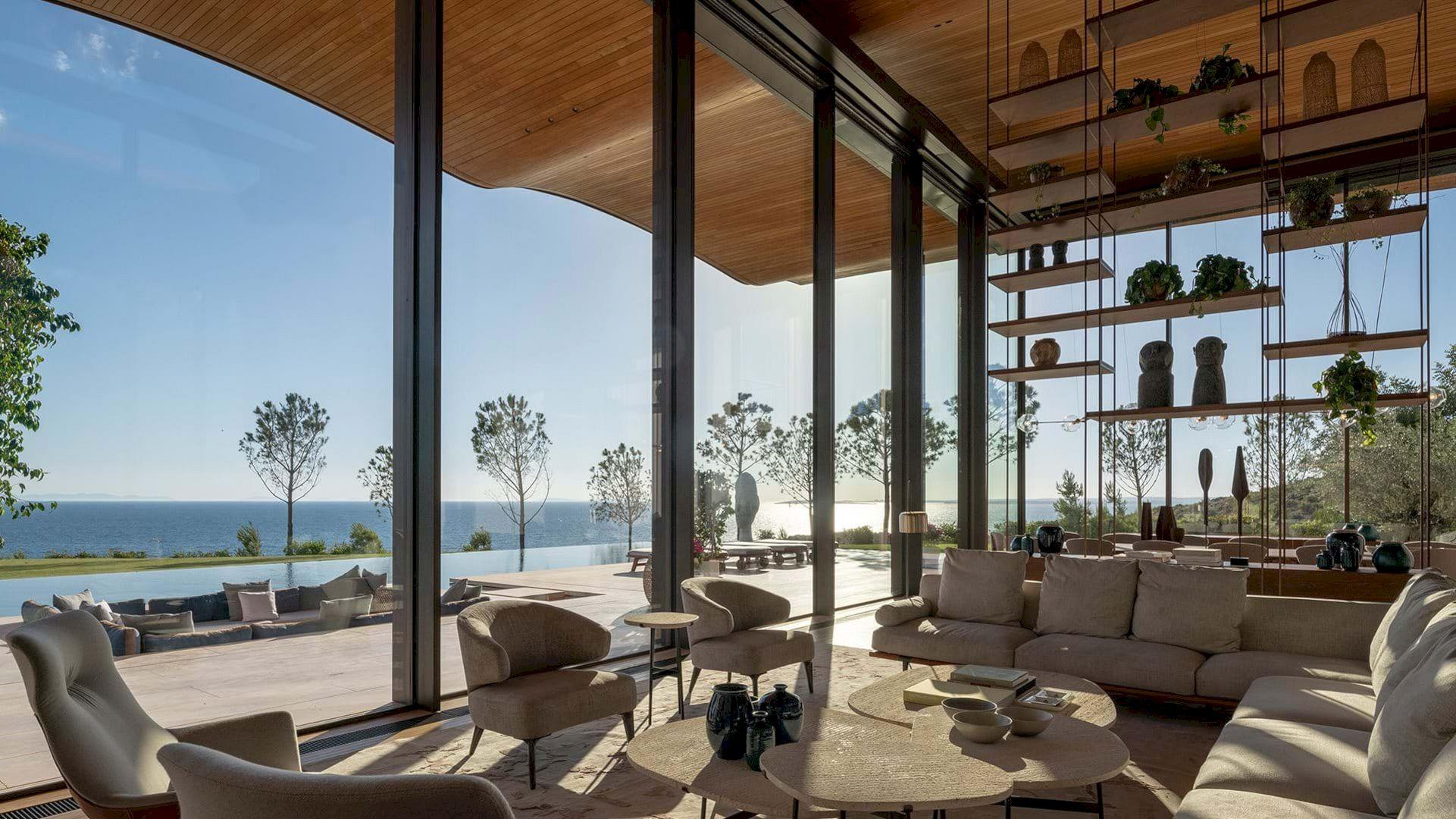 Dolunay Villa By Foster Partners 4