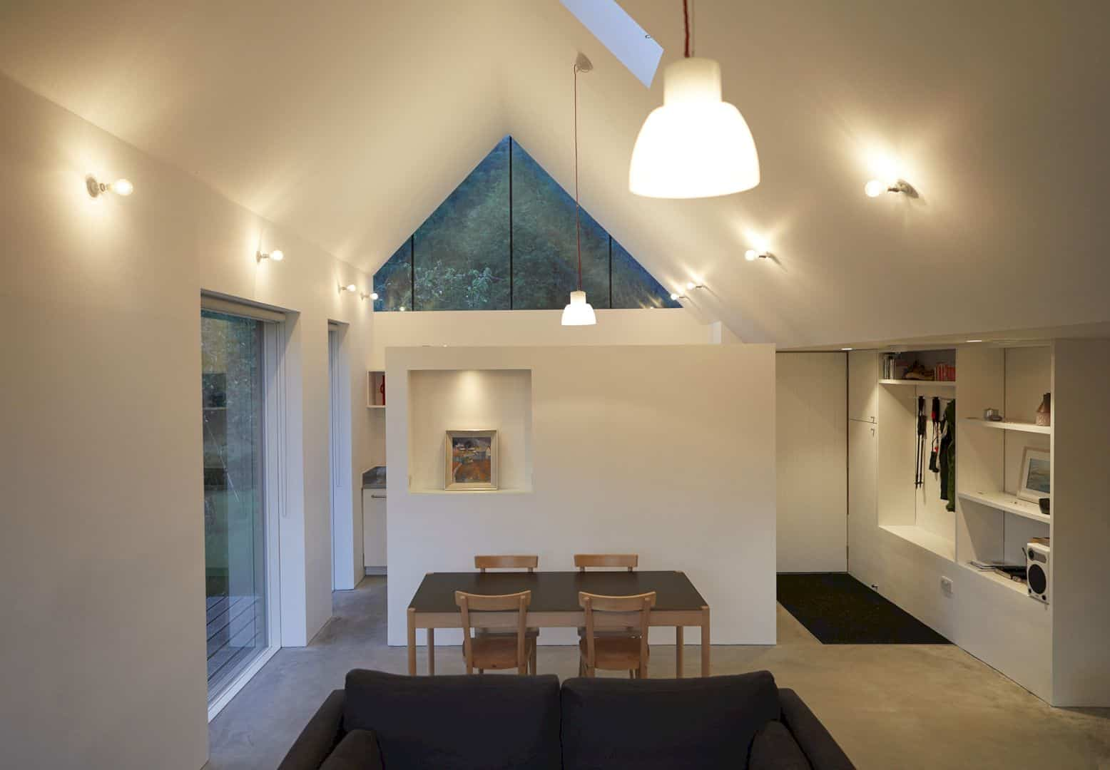 Fernaig Cottage By Hopkins Architects 1