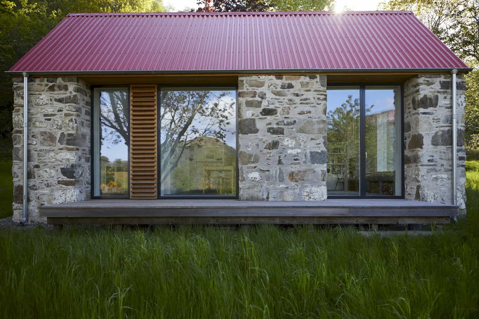 Fernaig Cottage By Hopkins Architects 8