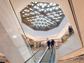 Galeries Lafayette By Foste Partners 3