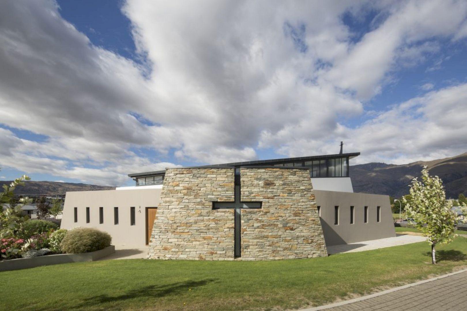 Holy Family Catholic Church By Condon Scott Architects 11