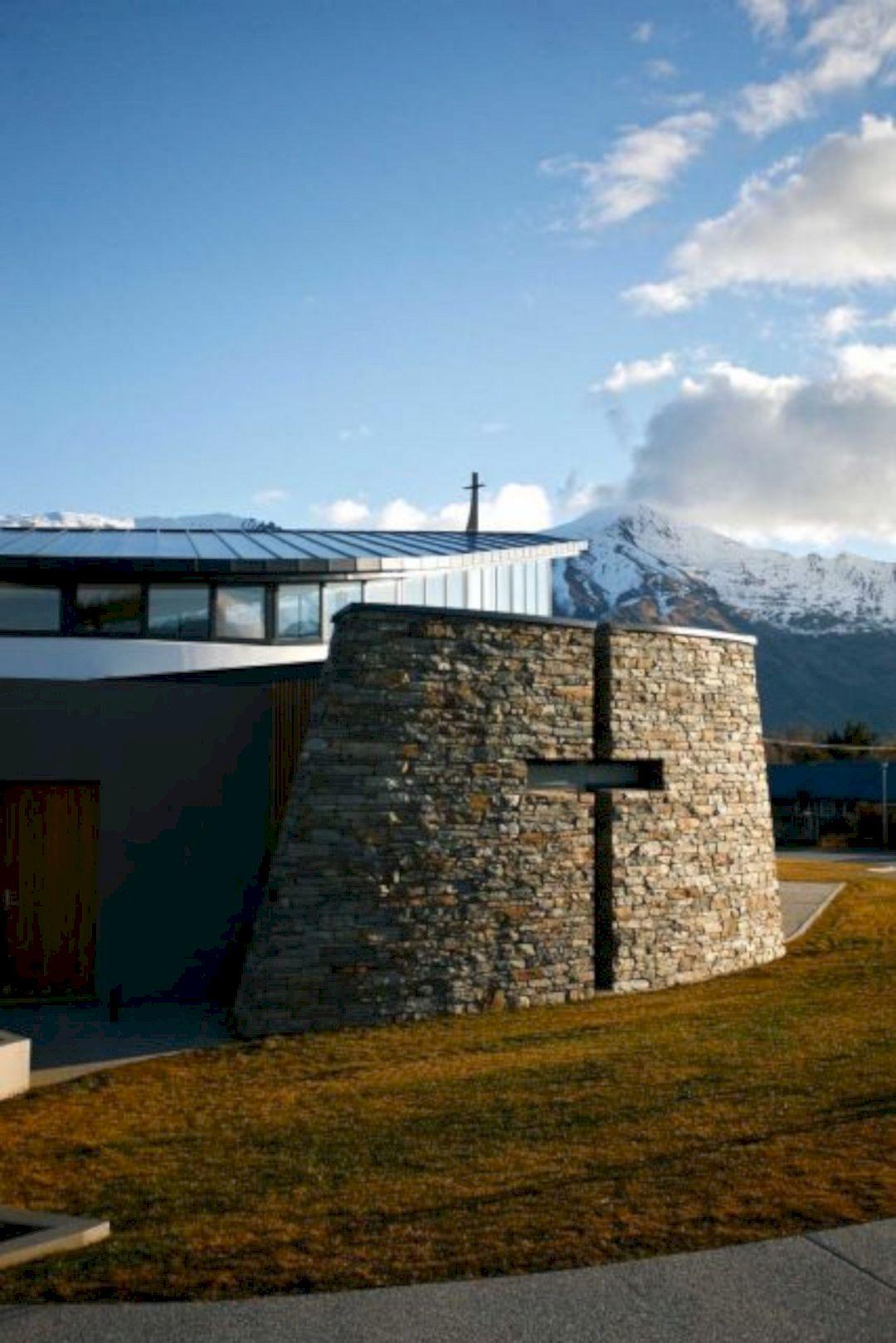 Holy Family Catholic Church By Condon Scott Architects 3