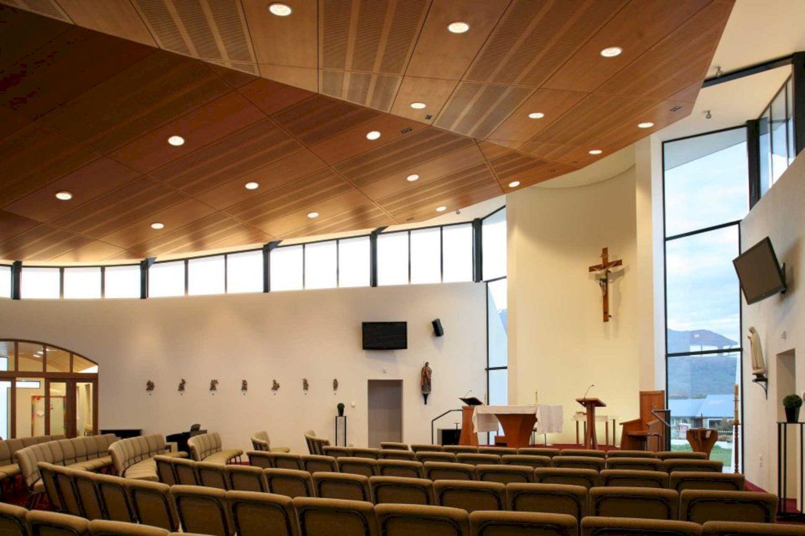Holy Family Catholic Church By Condon Scott Architects 9