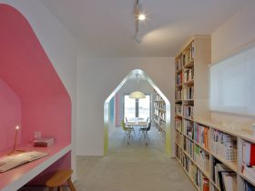 House Of Many Arches By 24d Studio 5