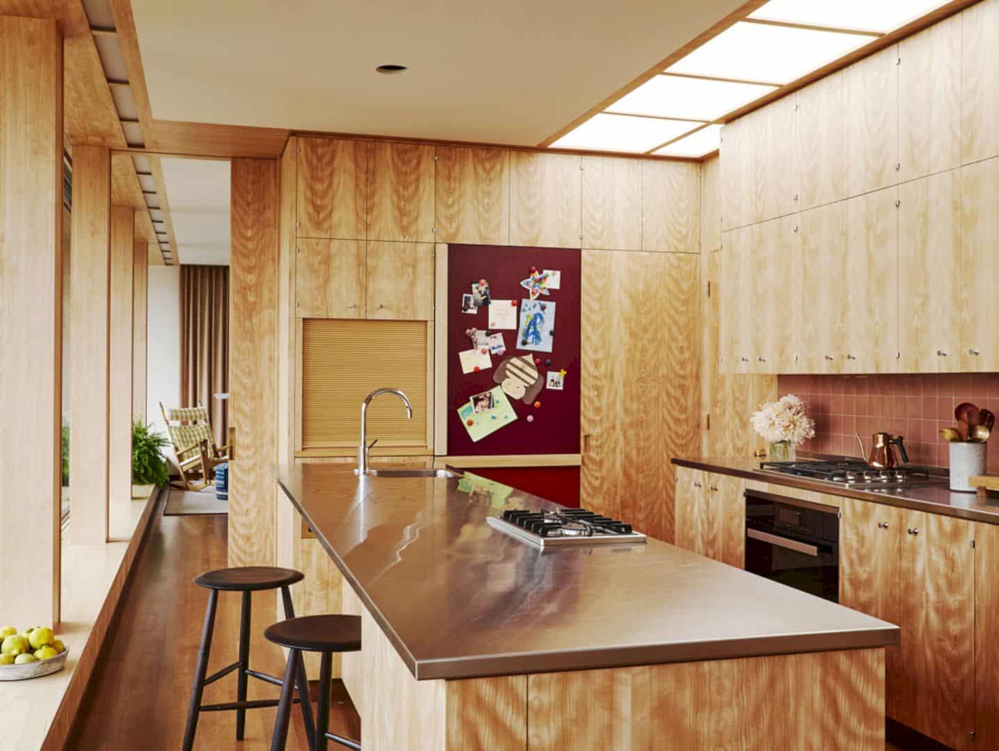 JACKSON HOUSE By Marmol Radziner Architecturer 11