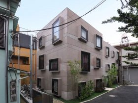 KMM3 Apartment By ISSHOArchitects 5