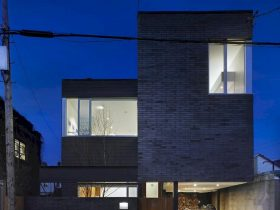 Laneway House By KOHN SHNIER Architects 3