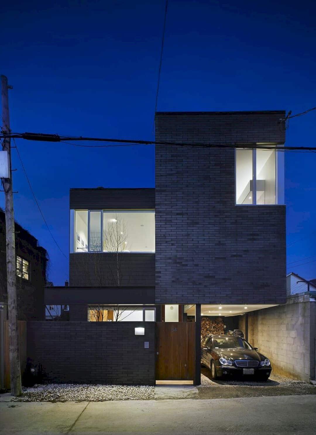 Laneway House By KOHN SHNIER Architects 3