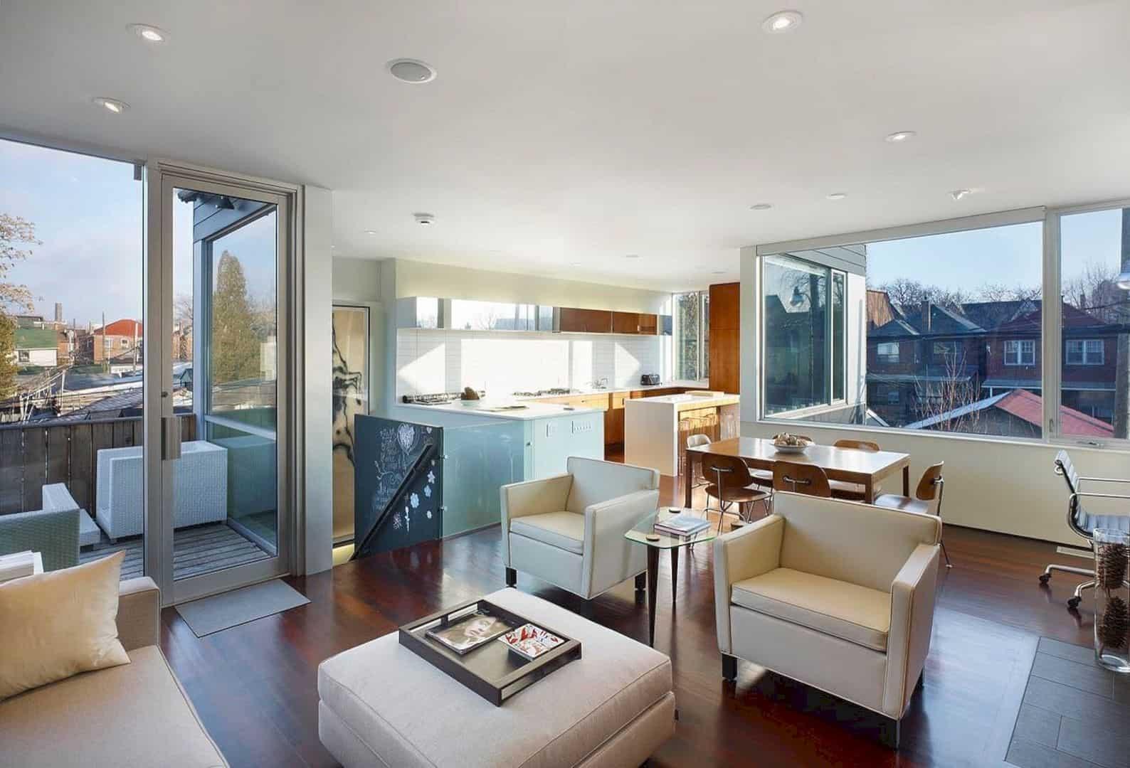 Laneway House By KOHN SHNIER Architects 4