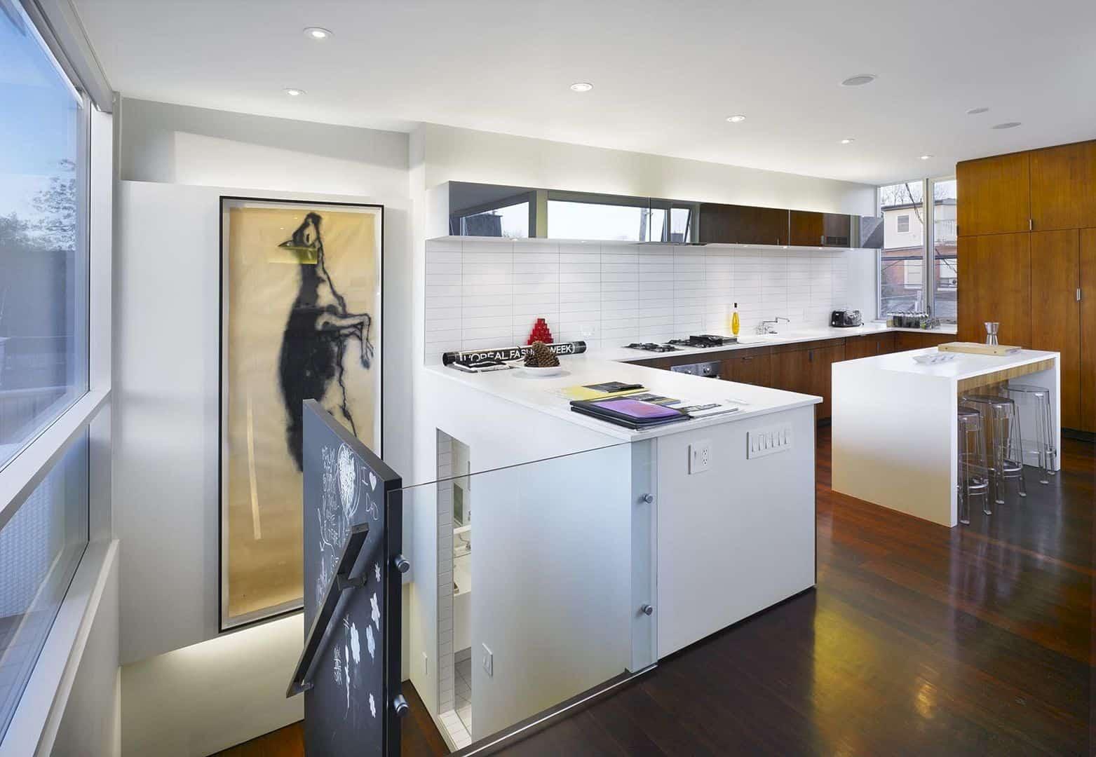 Laneway House By KOHN SHNIER Architects 7