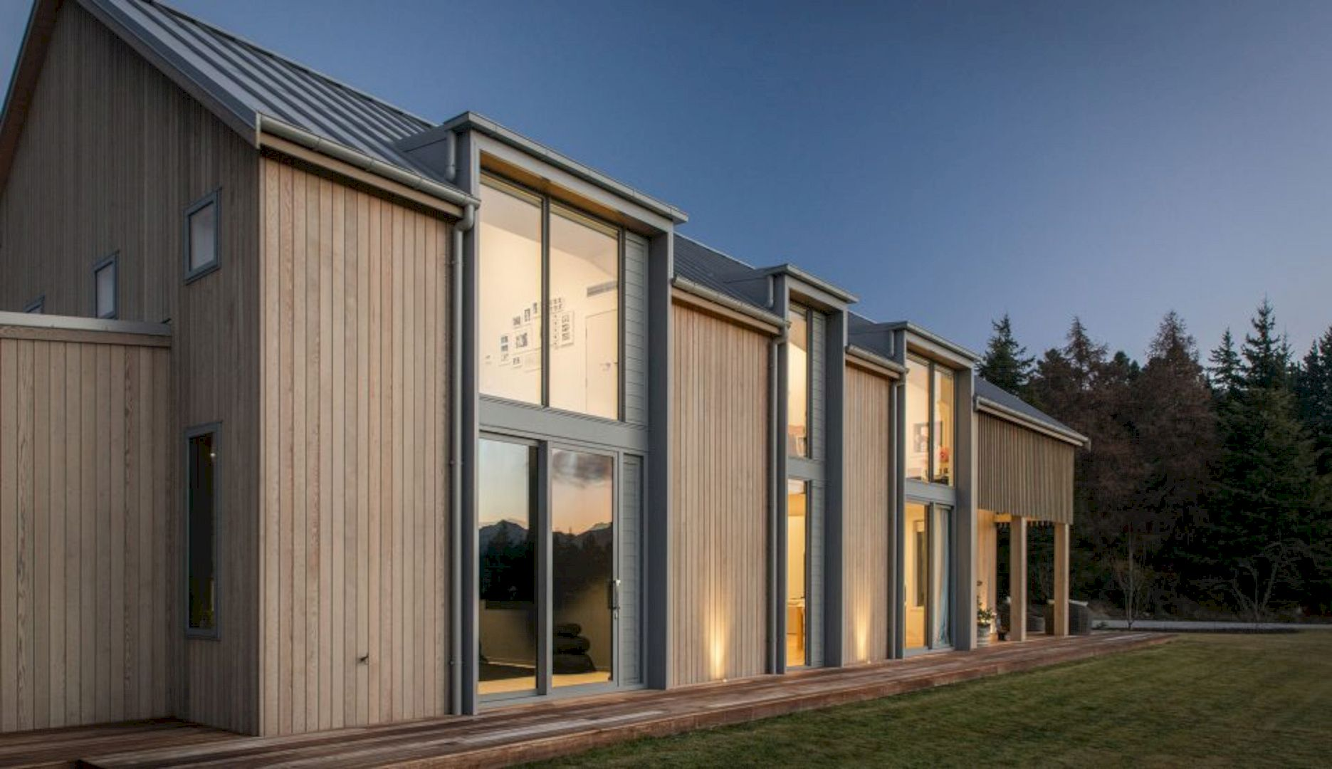 Mount Iron Barn By Condon Scott Architects 10