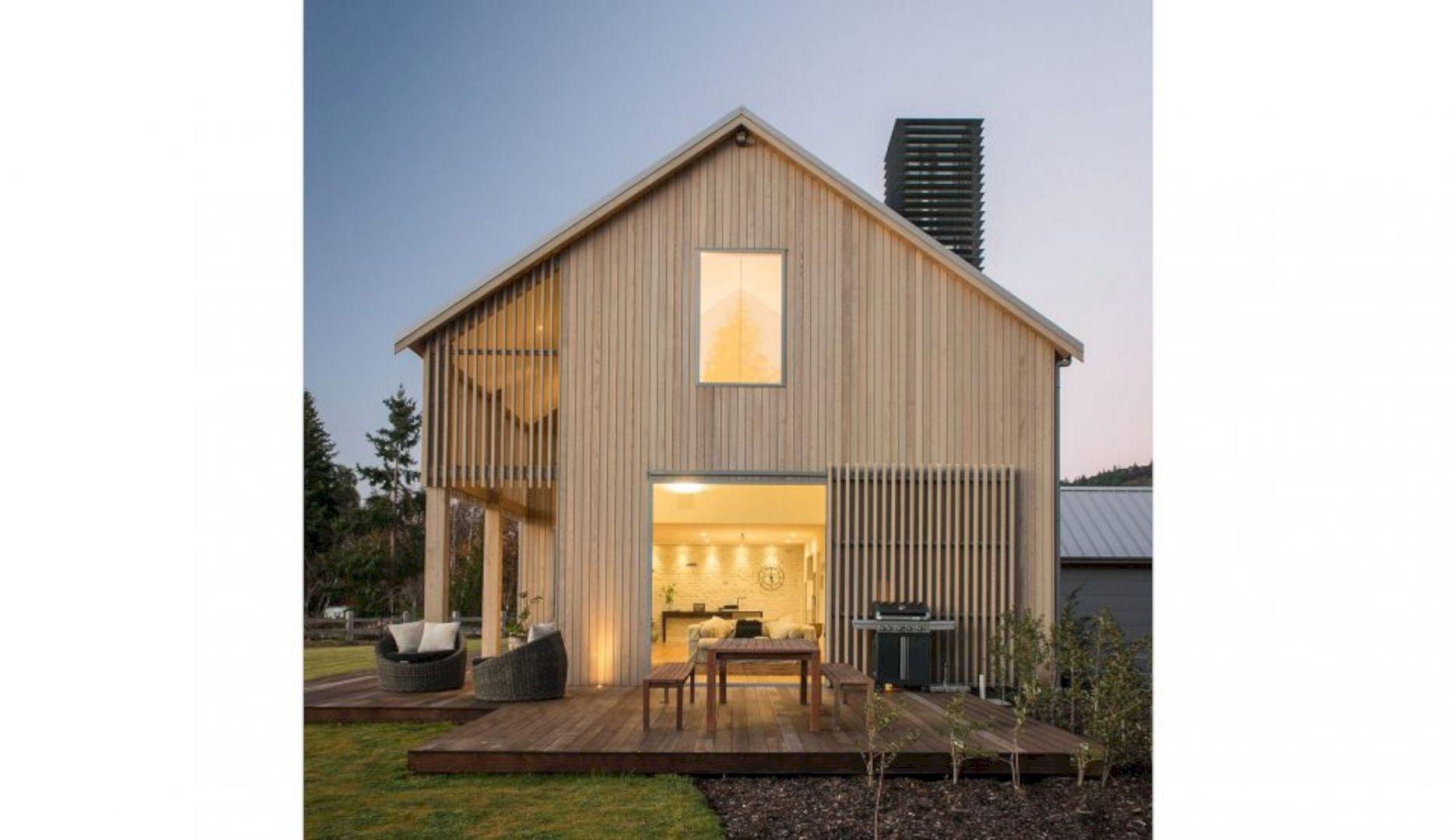 Mount Iron Barn By Condon Scott Architects 5