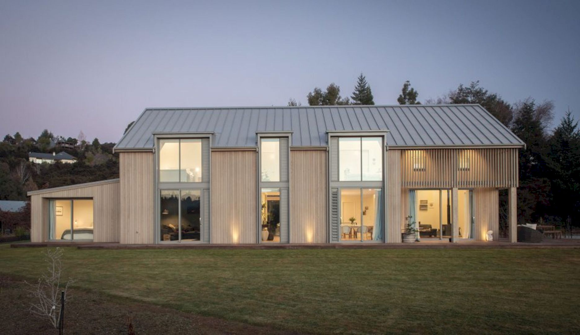 Mount Iron Barn By Condon Scott Architects 7