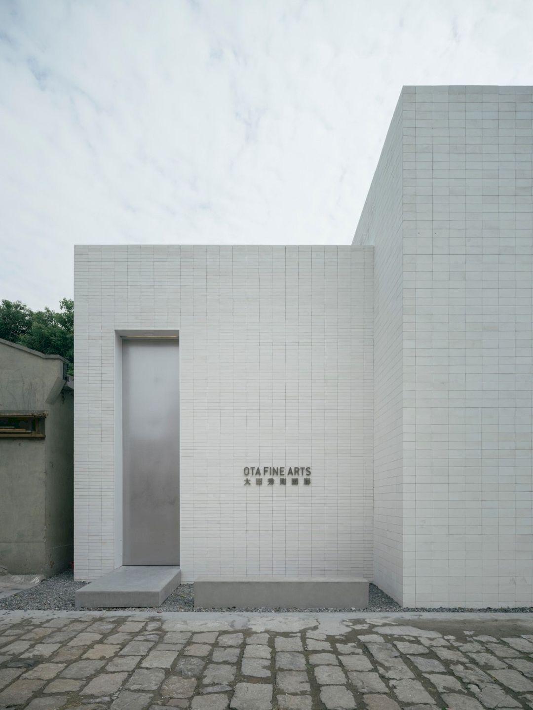 OTA FINE ARTS Gallery By BLUE Architecture Studio 14
