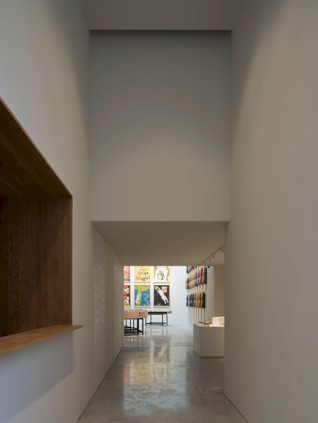 OTA FINE ARTS Gallery By BLUE Architecture Studio 3