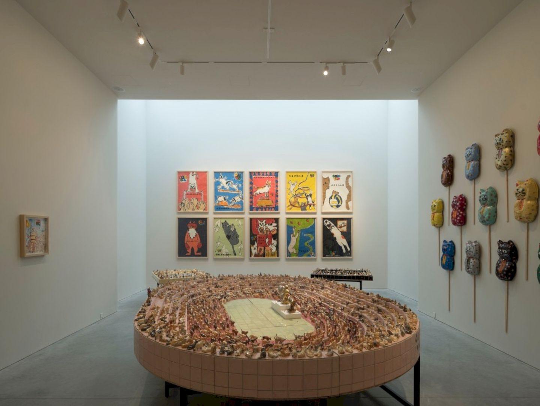 OTA FINE ARTS Gallery By BLUE Architecture Studio 7