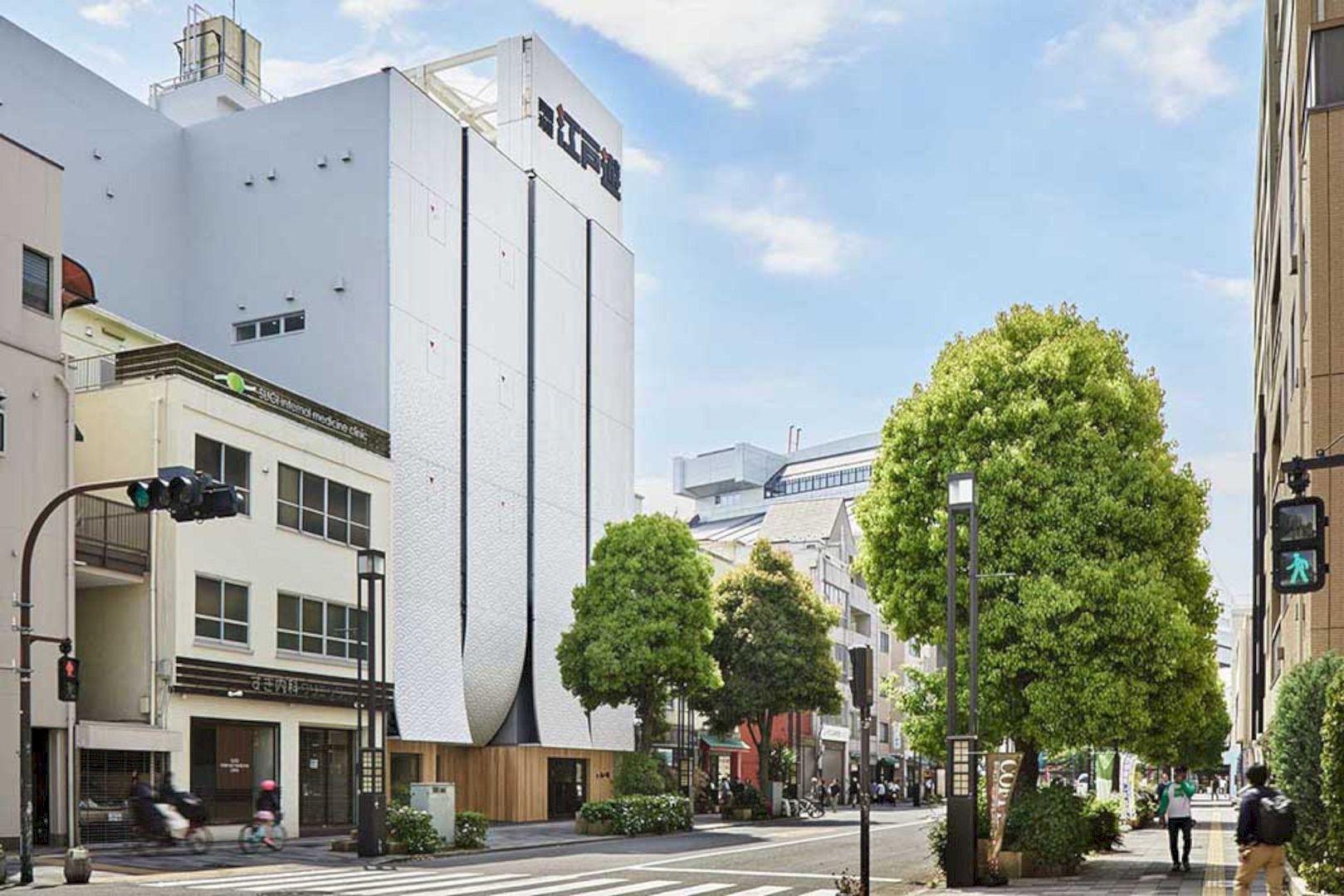 Ryogoku Yuya Edoyu By Kubo Tsushima Architects 1