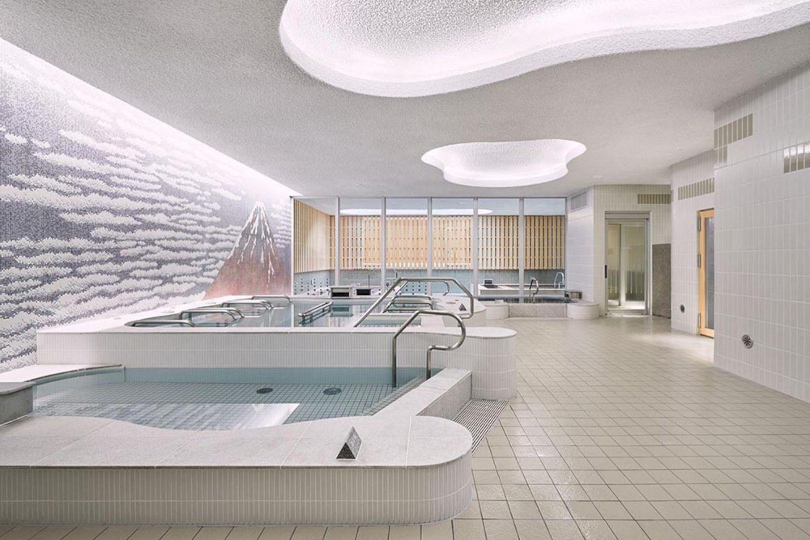 Ryogoku Yuya Edoyu By Kubo Tsushima Architects 2
