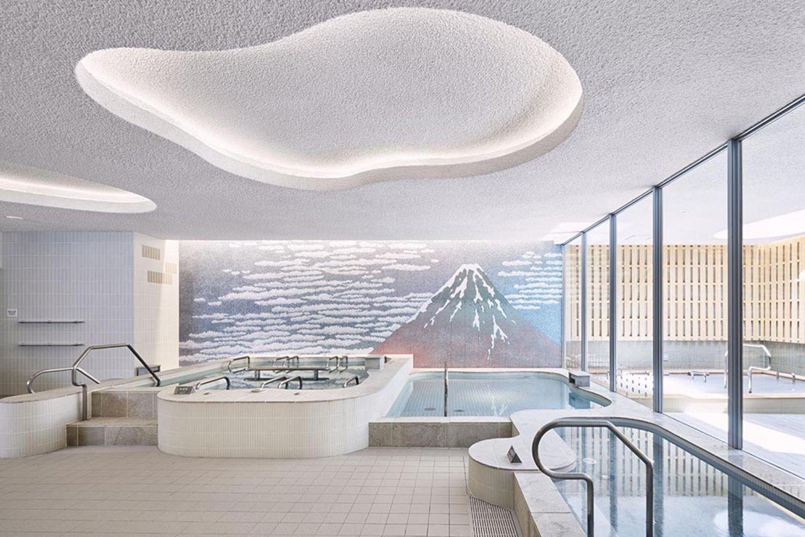 Ryogoku Yuya Edoyu By Kubo Tsushima Architects 3