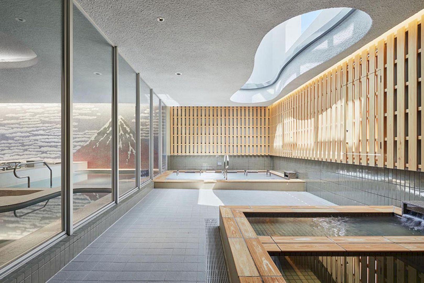 Ryogoku Yuya Edoyu By Kubo Tsushima Architects 4