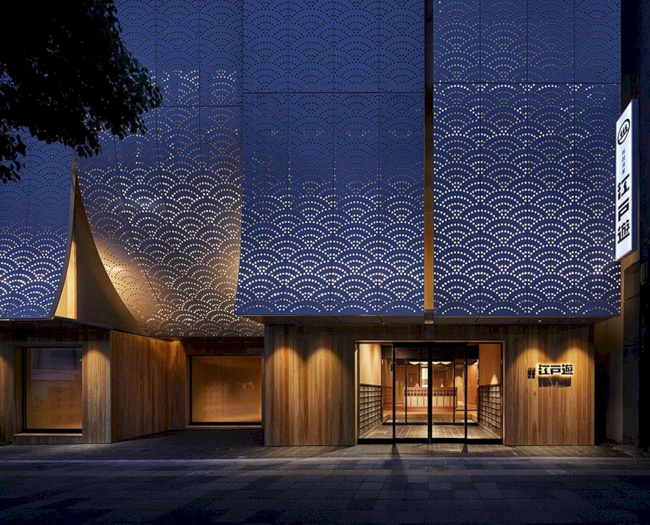 Ryogoku Yuya Edoyu By Kubo Tsushima Architects 7
