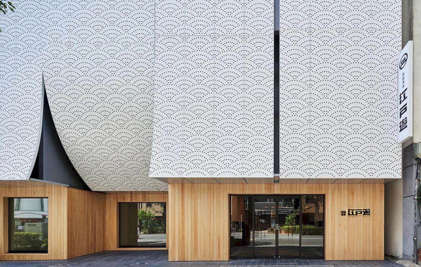 Ryogoku Yuya Edoyu By Kubo Tsushima Architects 8