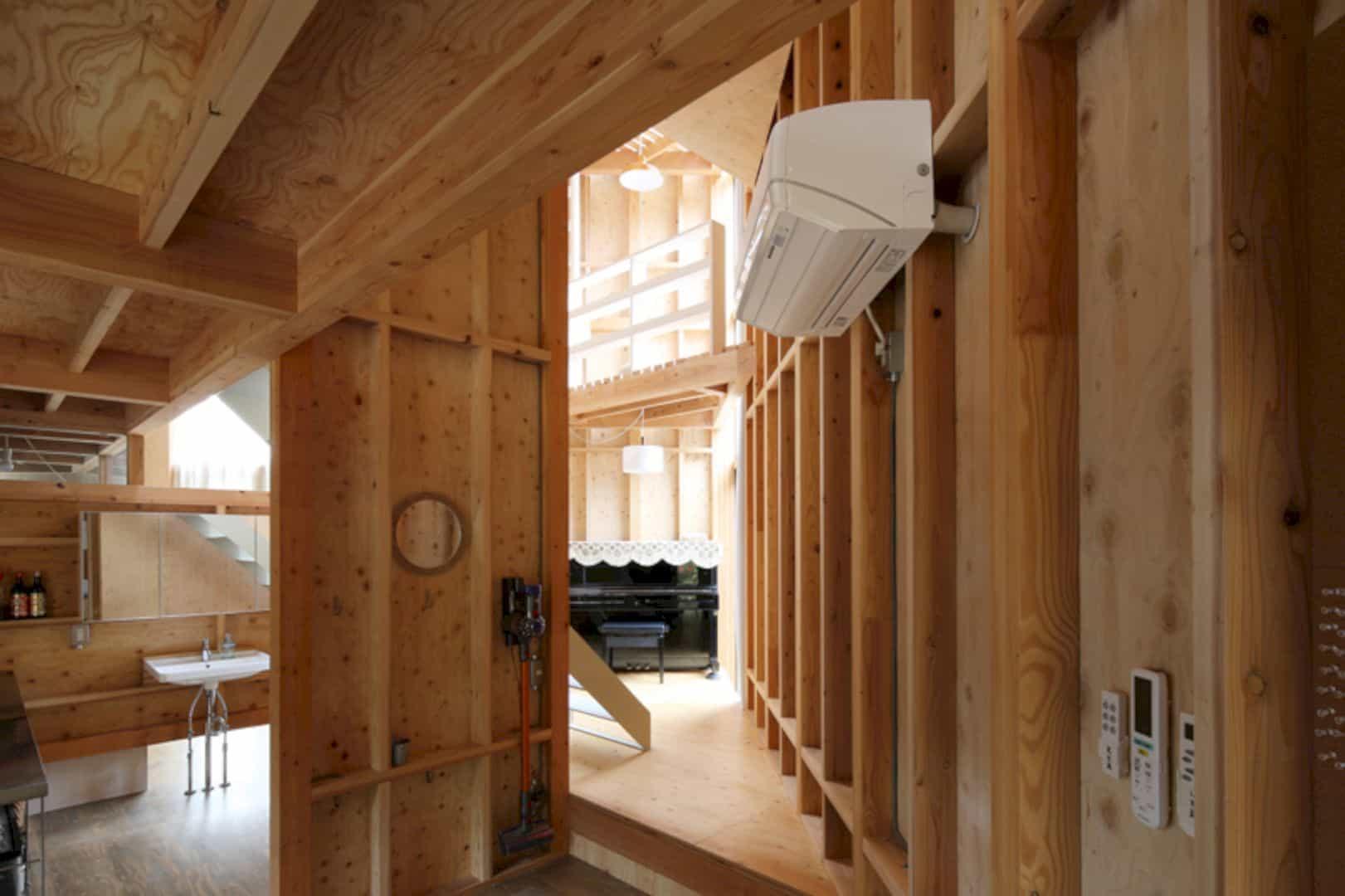 Strip House By Kochi ArchitectsStudio 1