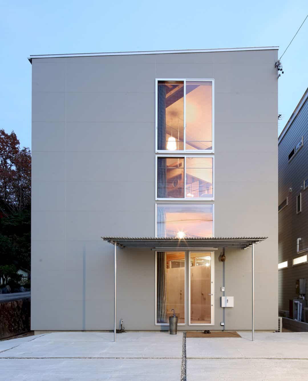 Strip House By Kochi ArchitectsStudio 2