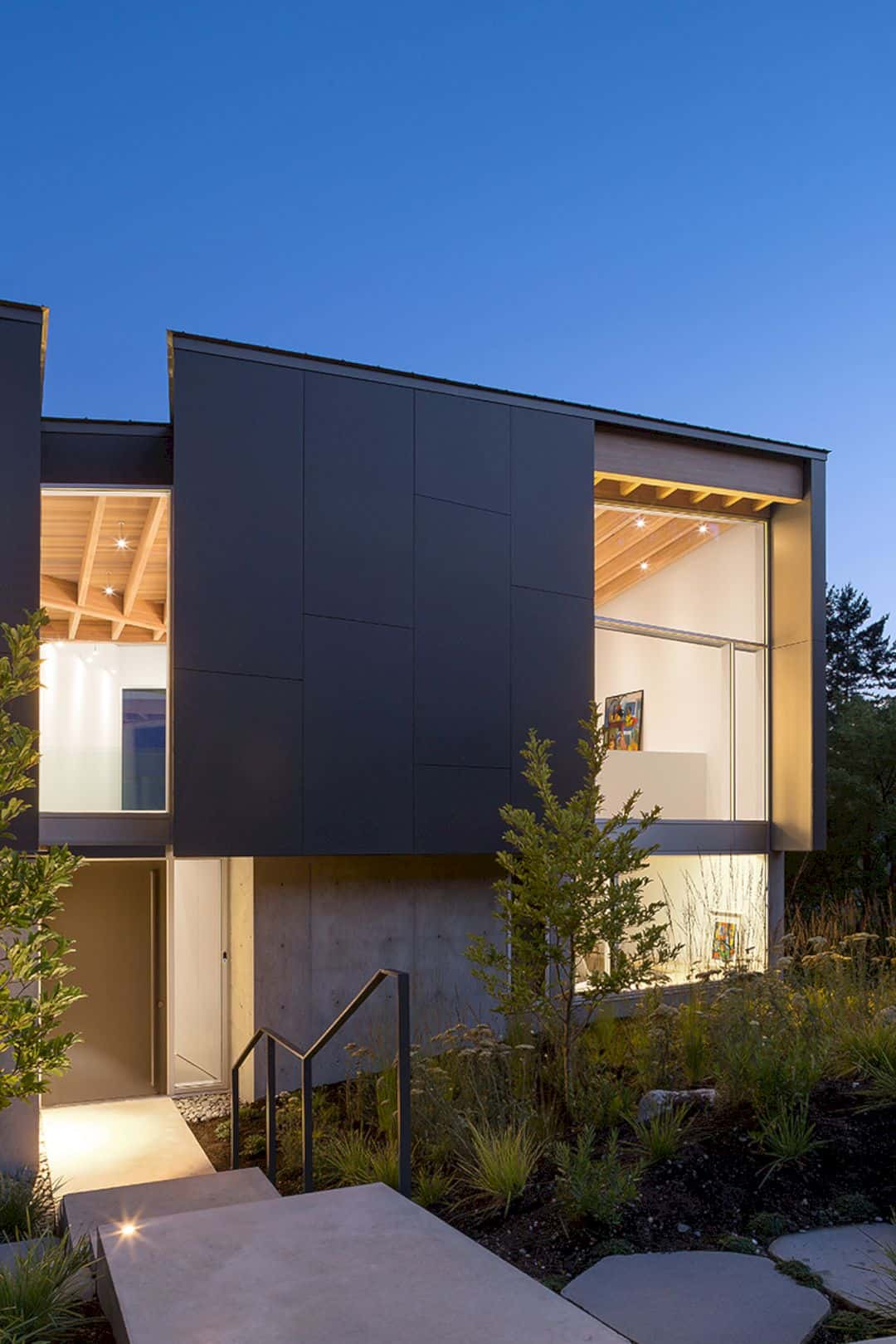 Thompson House By Splyce Design 12