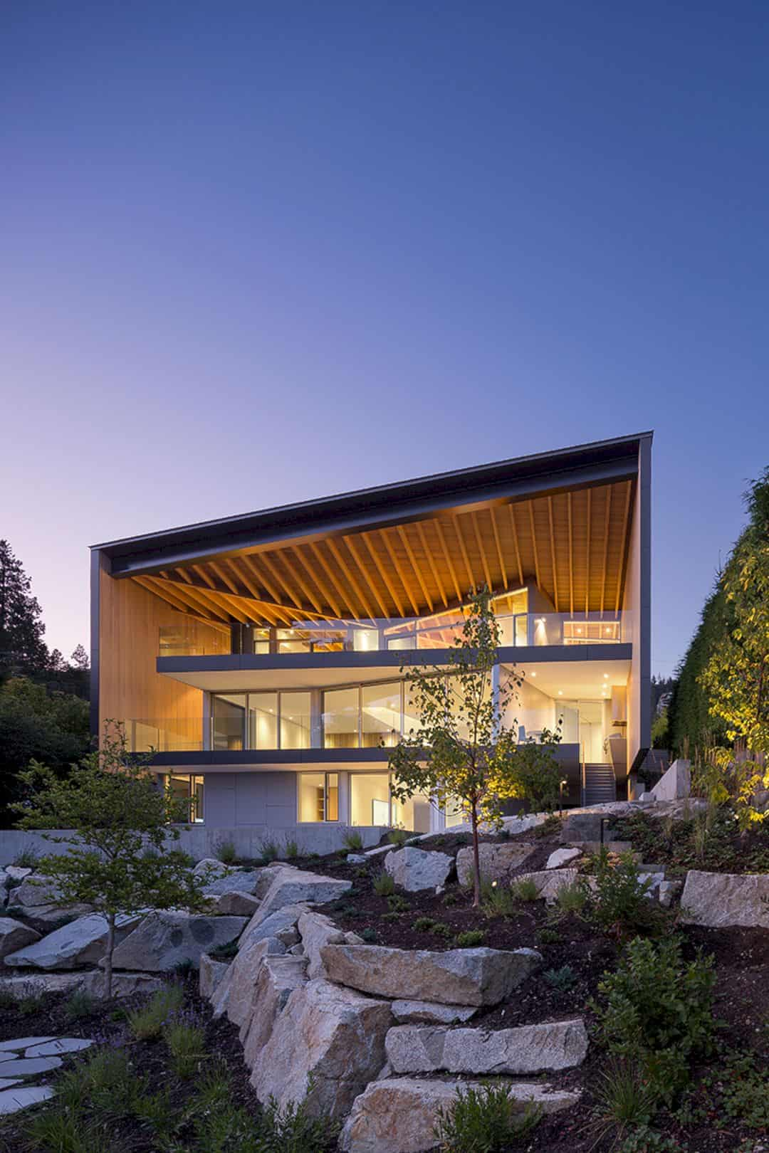 Thompson House By Splyce Design 14