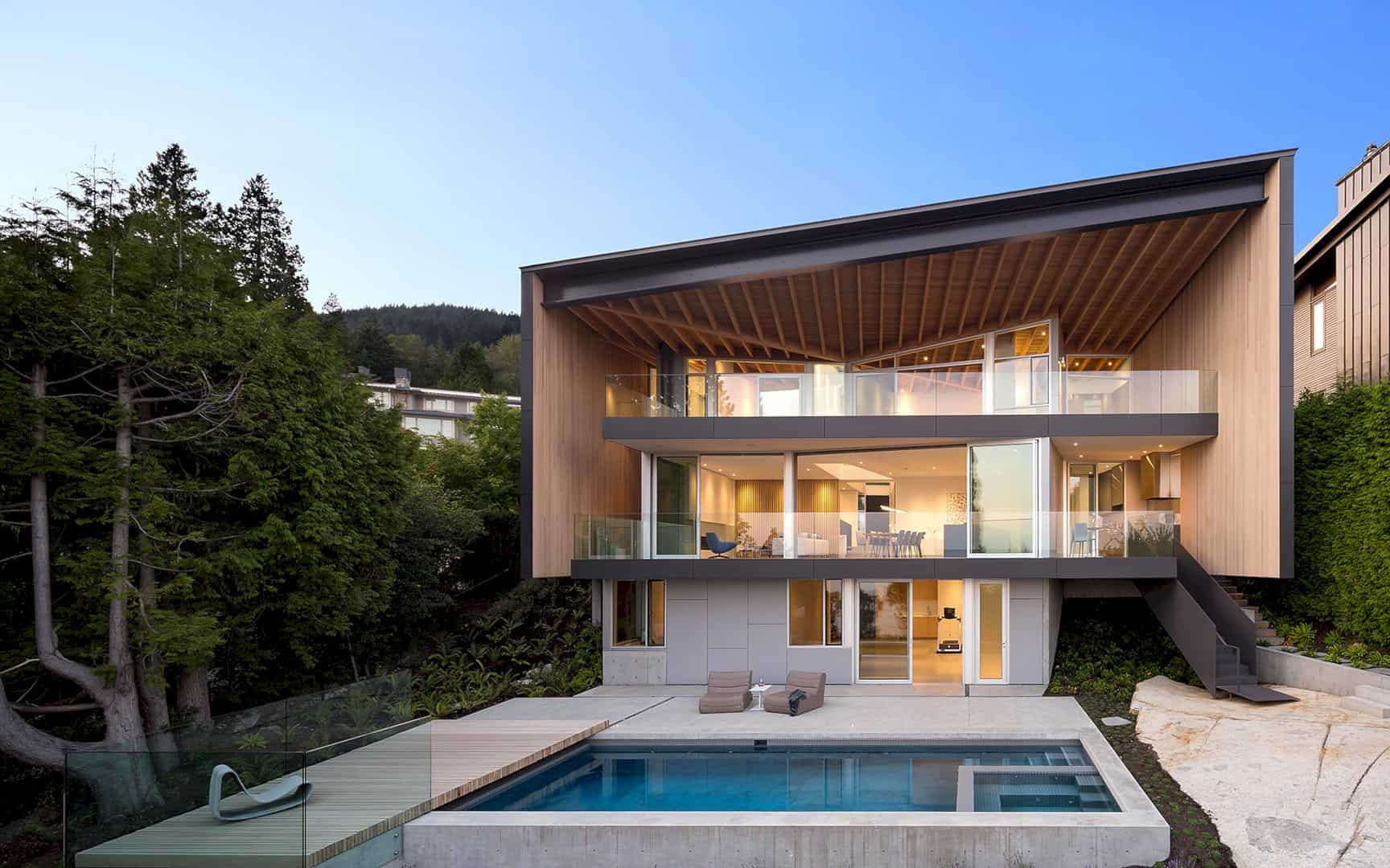 Thompson House By Splyce Design 20